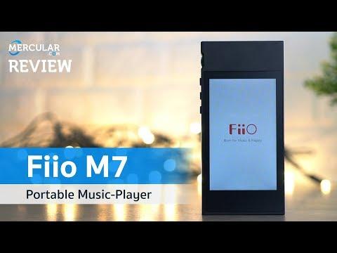 รีวิว Fiio M7 - เครื่องเล่นเพลงระดับ Mid-High พร้อม Bluetooth ราคา 6,290 บาท