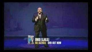 Omid Djalili No Agenda DVD trailer