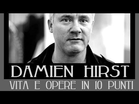 Damien Hirst: vita e opere in 10 punti