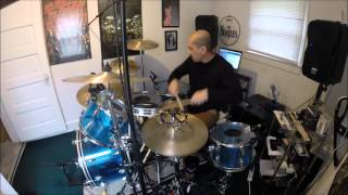Stone Temple Pilots - Sex Type Thing Drum Cover