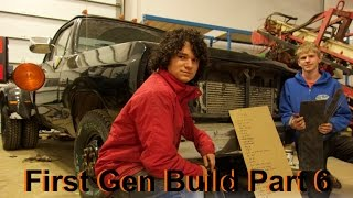 Video First Gen Dodge Cummins Build: Part 6 (Wheels & Mud Flaps) download MP3, 3GP, MP4, WEBM, AVI, FLV Juli 2018