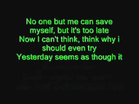 Master fade lyrics