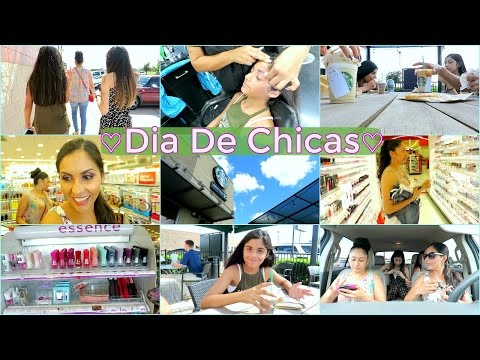 Un Dia De Chicas + Nuevas Cejas de Emily 💃🏻 ! - Septiembre 10, 2016 ♡IsabelVlogs♡