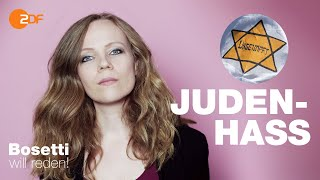 "Sarah Bosetti: ""Antisemitismus – Wer bietet mehr?"""