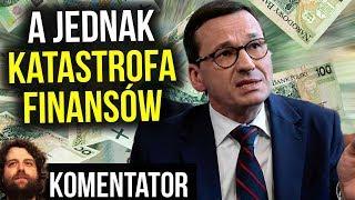 A Jednak Katastrofa Finansów Polski - PIS Robi Rekonstrukcję Rządu by to Ukryć - Analiza Komentator