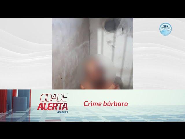 Crime bárbaro: Suspeito preso de matar menina de 6 anos diz que não lembra de nada