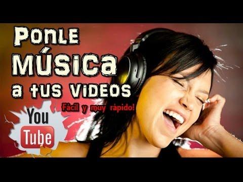 Cómo descargar musica para videos de Youtube? /Paso a paso