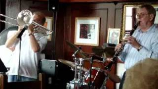 Maine Street Jazzmen - Who Were You With Last Night? - Live Porthole Newcastle 2010