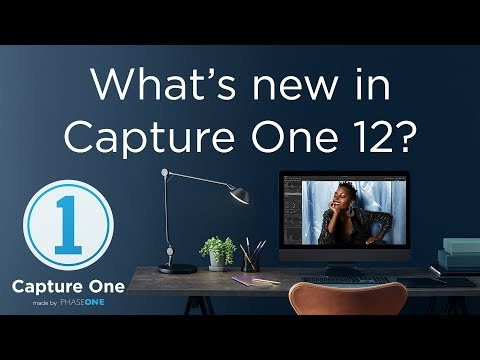 Phase One releases Capture One 12 with new interface, third-party plug-in support