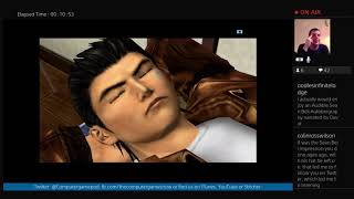 David plays Shenmue 2: Part 4 | The Computer Game Show