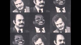 Oscar Peterson, Joe Pass & Niels-Henning Ørsted Pedersen - Blues Etude (live)
