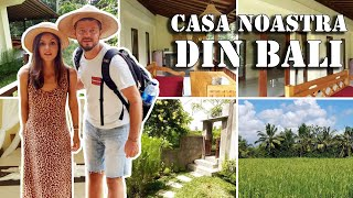 Ne-am inchiriat casa in Bali | Ubud