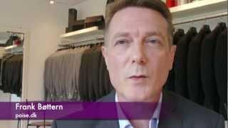 Nyt dansk Jakkesæt sælges fra Aarhus