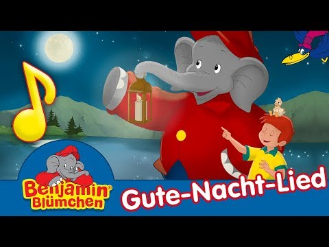 Benjamin Blümchen - Gute Nacht Lied