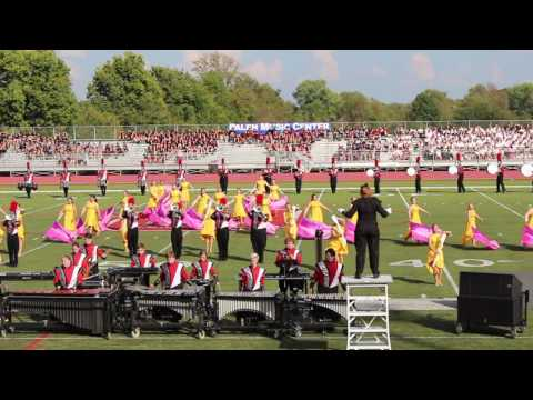 OHS Tiger Pride Band-2016 Pride of the Ozarks Performance