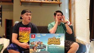 E3 2019 Nintendo Direct Reaction (Full)