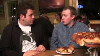 Man vs Food :Meat Is King