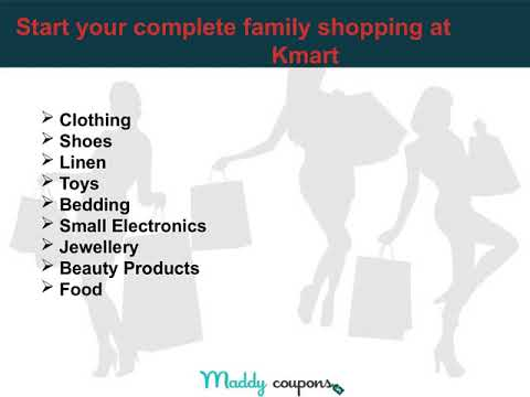 Kmart Online Coupons and Coupon Codes