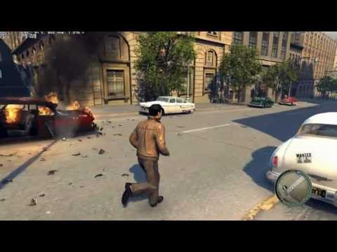 Mafia 2 with Physx on AMD Radeon HD 6950 2GB & FX-8120 3.8GHz