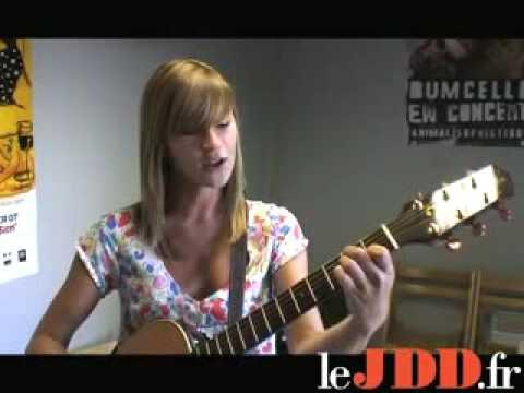 Claire Denamur - Je me sens nue (acoustique)