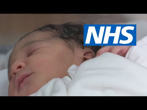 Newborn hearing screening | NHS