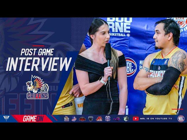 Round 7 Post Game Interview: Blackburn Griffins