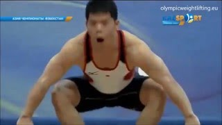 2016 Asian and European Weightlifting Best Lifts, Men 62 kg