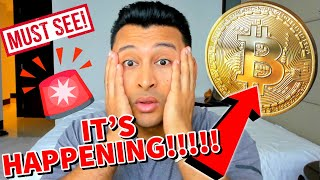 THIS BITCOIN MOVE IS HAPPENING RIGHT NOW!!!!!!!!!! [do not sleep on this!!!!!!!!]