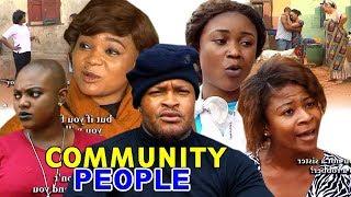 Community People Season 1amp2 - 2019 Latest Nigerian Nollywood Igbo Movie Full HD