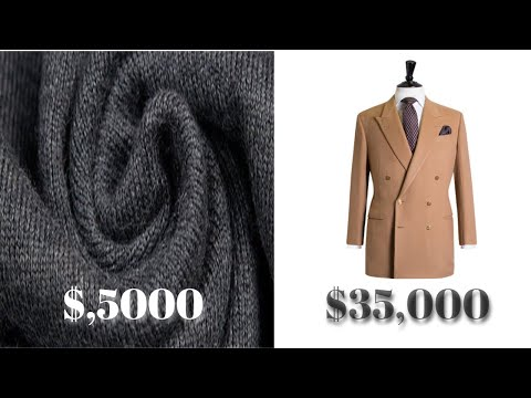 5 Most Expensive Fabrics | Chicken Tick-ah?