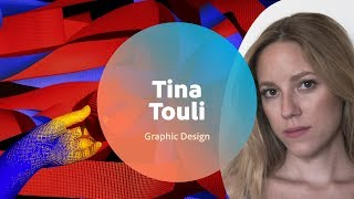 Live Graphic Design with Tina Touli - 1 of 3