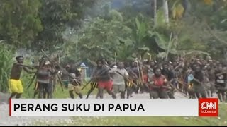 Download Lagu Polisi Tengahi Perang Suku di Papua mp3