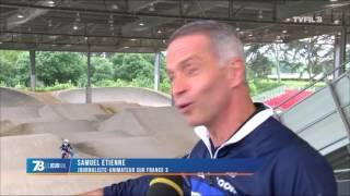 JO 2016 : France Télévision en tournage au Vélodrome
