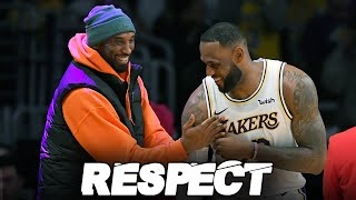 Most Beatiful and Respect Moments in NBA