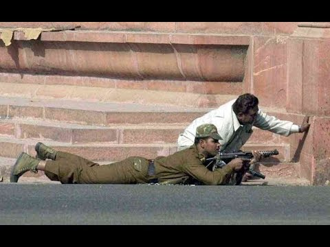 2001 Indian Parliament attack Full Video Uncut