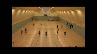 Cph Hucks 1 vs Spinners (women) 2. DM-runde øst 2011-12