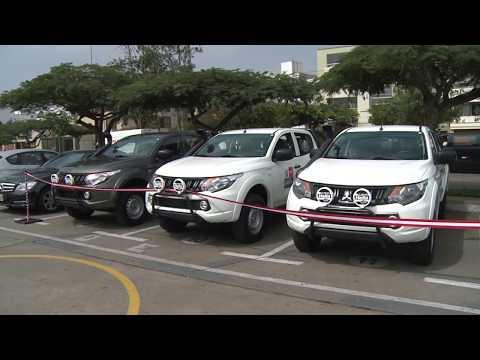Ministerio del Ambiente renueva flota de vehículos de 11 áreas protegidas