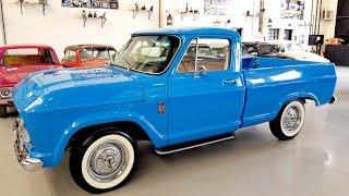 vuclip Restauração da Caminhonete C10 Azul - Puro Luxo! Linda!