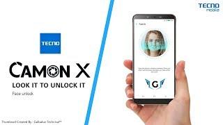 How to fingerprint unlock techno cx air 1000 tested