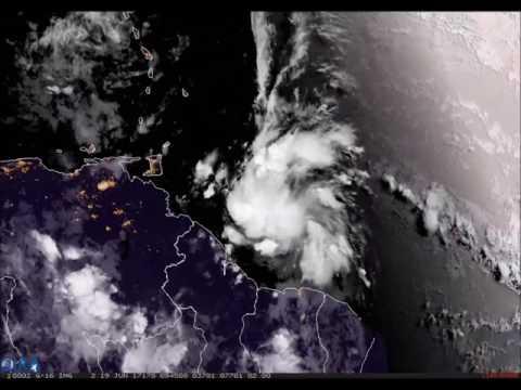 Potential Tropical Cyclone 2: June 19, 2017