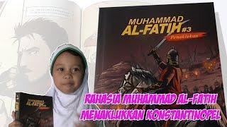 Resensi Buku - Komik Muhammad Al Fatih