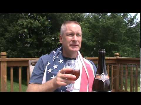 Beer Review #179 Boulevard Brewing - Love Child No. 4