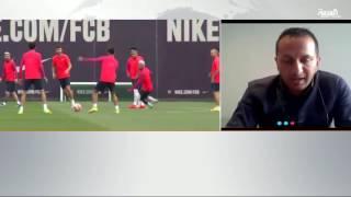 أتليتكو مدريد يلاقي برشلونة الليلة في الدوري الإسباني