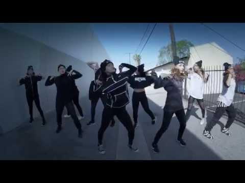 Willdabeast Adams choreography - Trap Series Pt. 2 @Flosstradamus @Brazilinspires