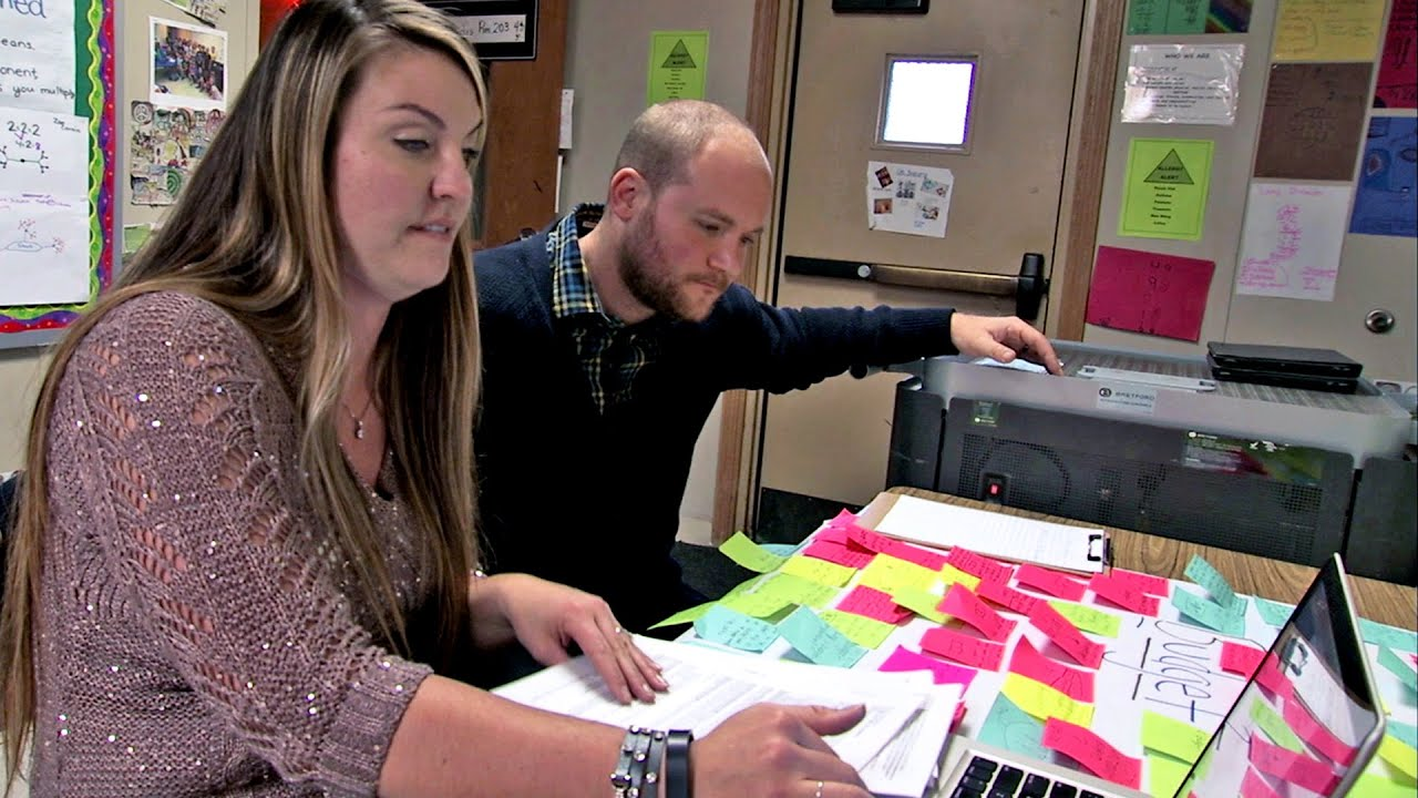 Teacher Collaboration: Spreading Best Practices School-Wide - YouTube