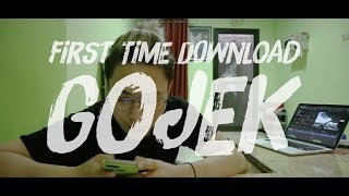 Gambar cover Flog#002 - FIRST TIME DOWNLOAD GOJEK