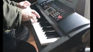 ao orarmos senhor teclado