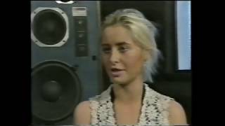 Transvision Vamp    Wendy James @ Interview about the tabloids