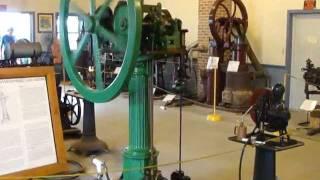 1868 Otto Langen -  Oldest running gas engine in the USA