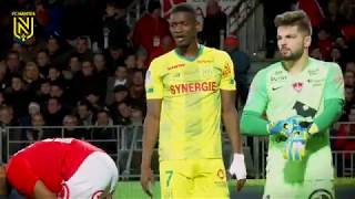 VIDEO: Brest - FCN : les meilleures actions nantaises